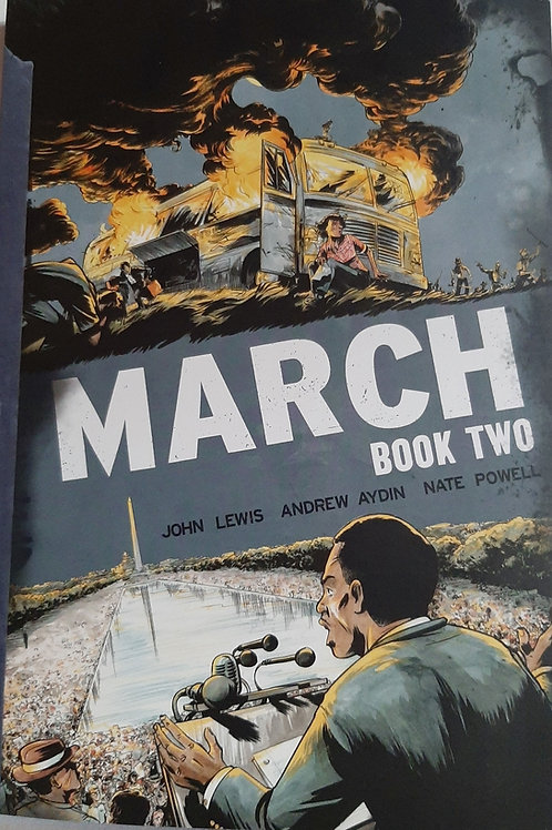 MARCH-BOOK TWO