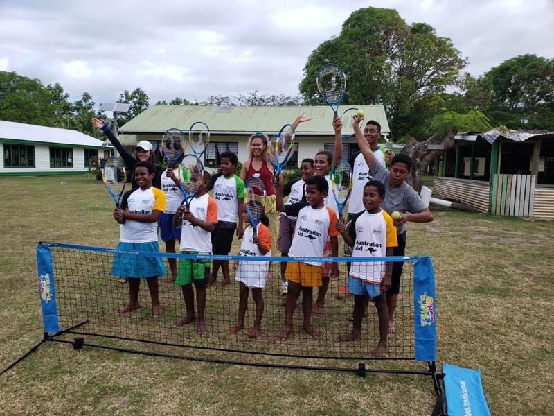 July-August outreach program to Mana Island