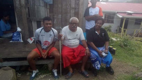 Tennis travels to Kadavu for the first time