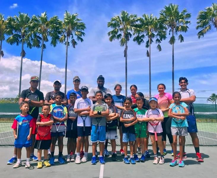 ITF training for tennis coaches, September 2019