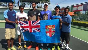 Tennis Fiji Hosts the 2018 Oceania Closed Junior Championships