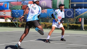Hard Work is Key to Success in Tennis, says Raynal Singh