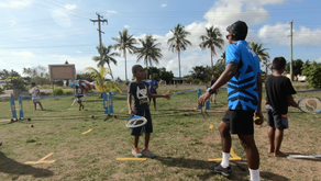 Tennis Australia pays Fiji a Visit