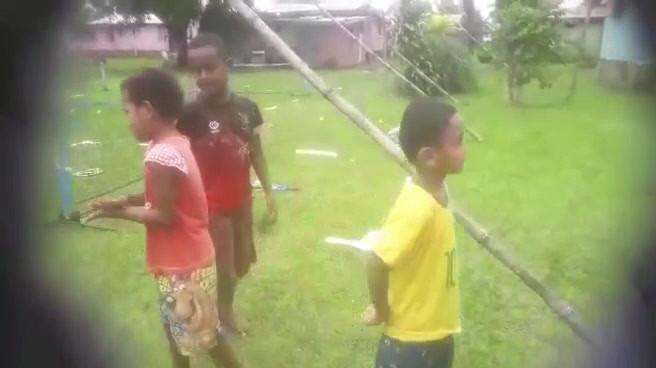 Nausori village outreach program.