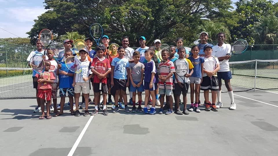 School holidays tennis camp 2019