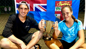 O'Connell and Breen Take Home Title for Fiji