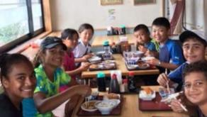 Fiji and Japan Junior Tennis Exchange Program 2018