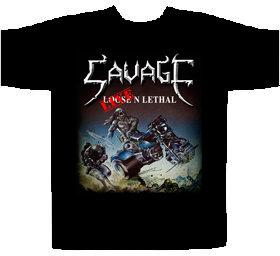 Savage Live N Lethal T-Shirt