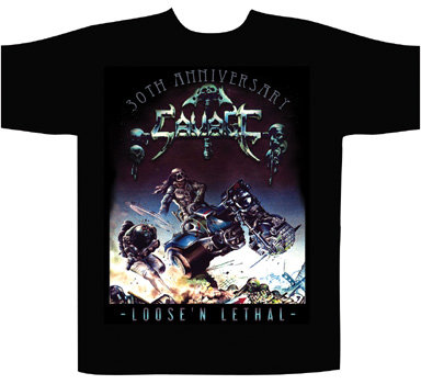 Loose N Lethal 30th Anniversary T-Shirt