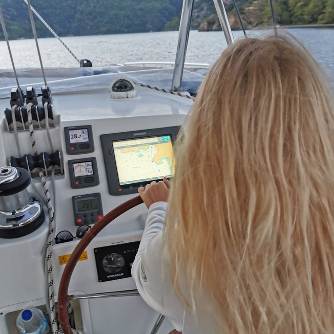 on the way to thomb bay