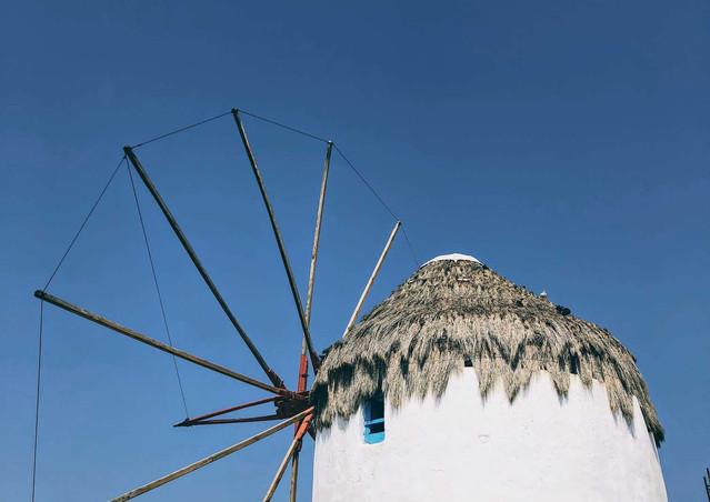 Mykonos Windmill, Mykonos