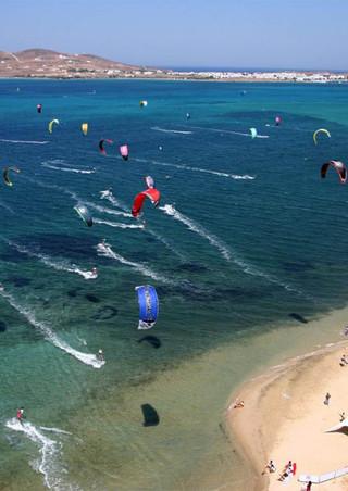 Pounda beach, Paros