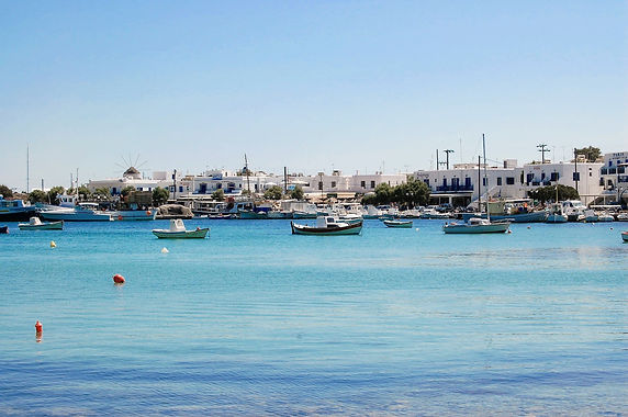 Chef-catered luxury villas and concierge services in Antiparos