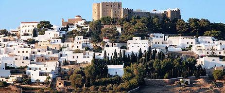 Luxury Villas in Patmos