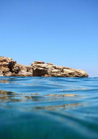 Farangas beach, Paros