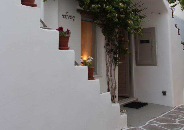 Naoussa alleys, Paros