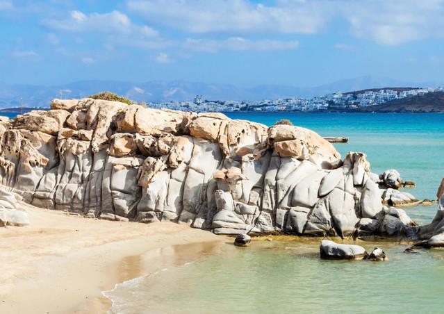 Kolibithres beach, Paros