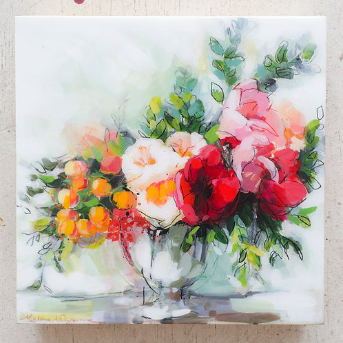 10x10, Roses and Kumquats