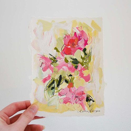 5x7, Floral