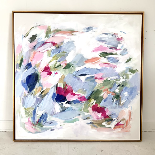 Life Springs Up, 48x48