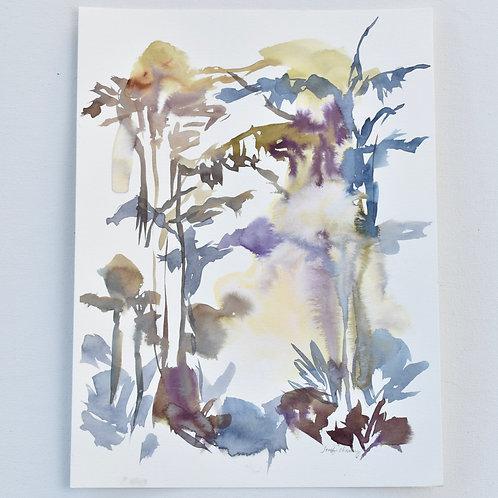 12x9, Watercolor