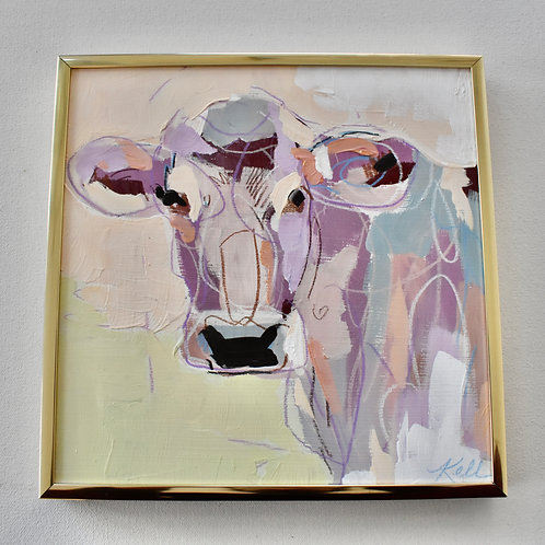 Soft and Gentle She Moos