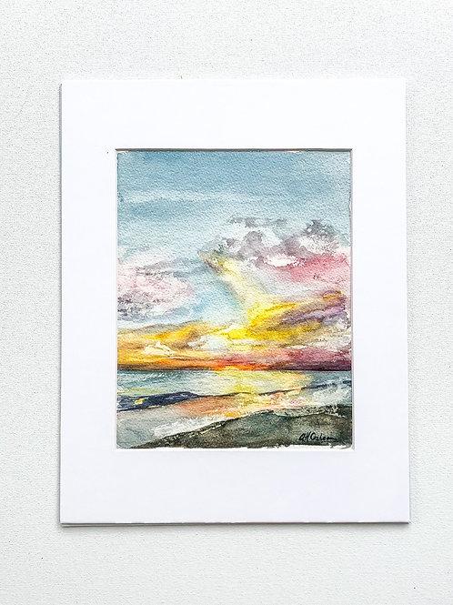 11x14, Sunset