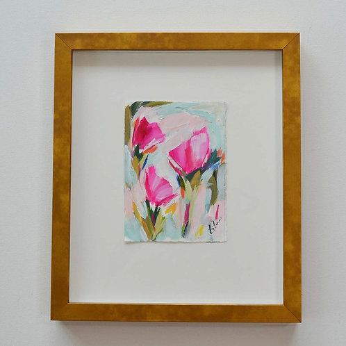 5x7 (12x14), Wild Blooms