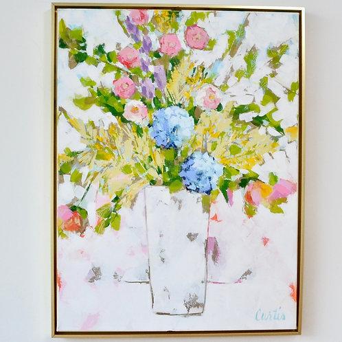 31.5x41.5, Floral Arrangement