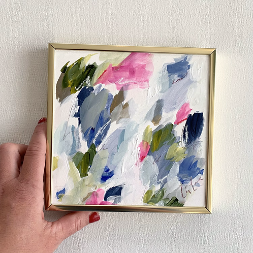 Owning the Day, 6x6 mini