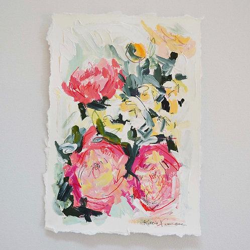 7x10, Floral