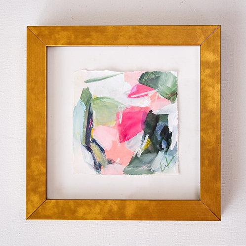 4.5x4.5 framed 8x8 total