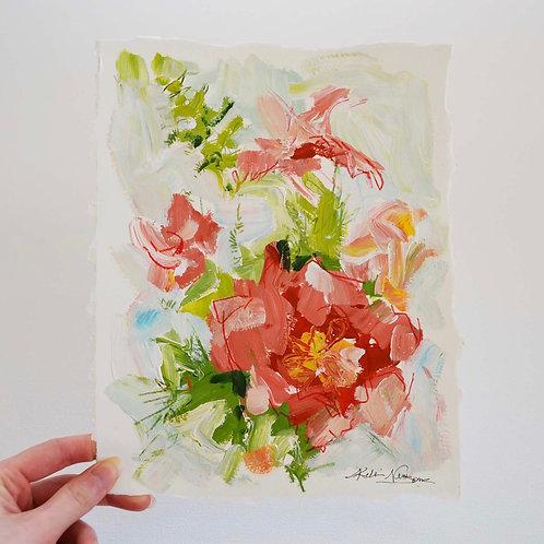 8x10, Floral