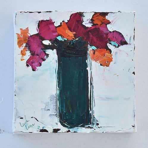 6x6, Mini Floral