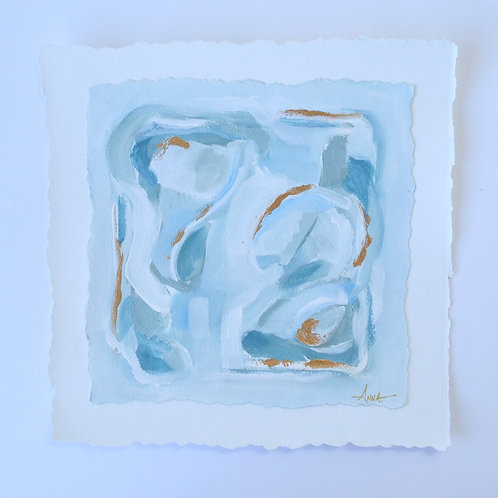 10x10, Something Blue for You