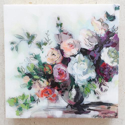 10x10, Peach Roses & more