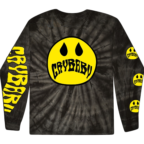 Crybaby Sadbaby Long Sleeve T-Shirt