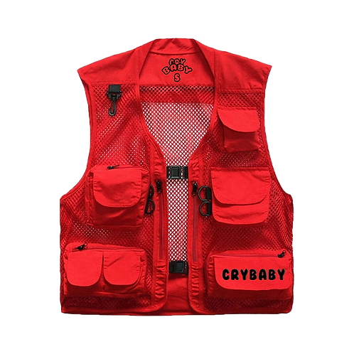 Crybaby Heaven & Hell Utility Vest