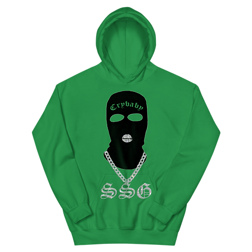 Crybaby SSG Bussdown Hoodie