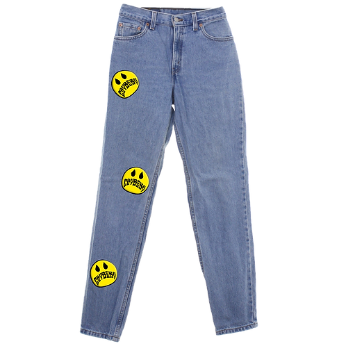 Crybaby Sadbaby Denim Jeans