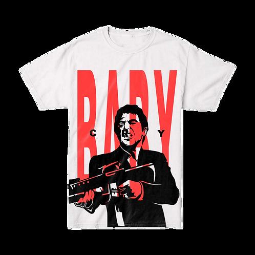 Crybaby Scarface AR T-Shirt