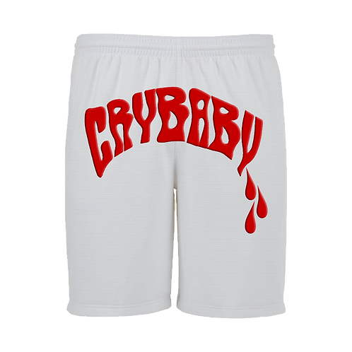 Crybaby Bloody Tears Baller Shorts