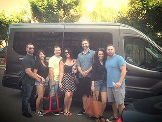 PRIVATE & CUSTOMIZE GROUP TRANSPORTATION