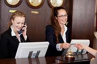 Consultoria Hoteleira - Recepção e Reservas