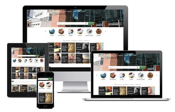 Consultoria Hoteleira - Website