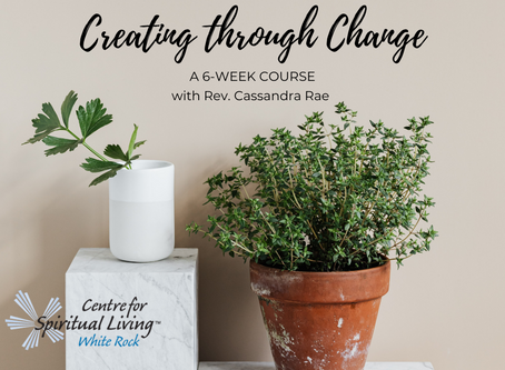 Creating Through Change