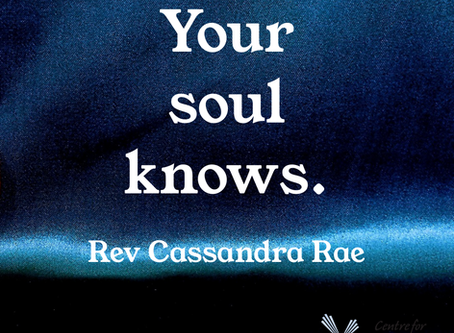 What Does Your Soul Want to Be?