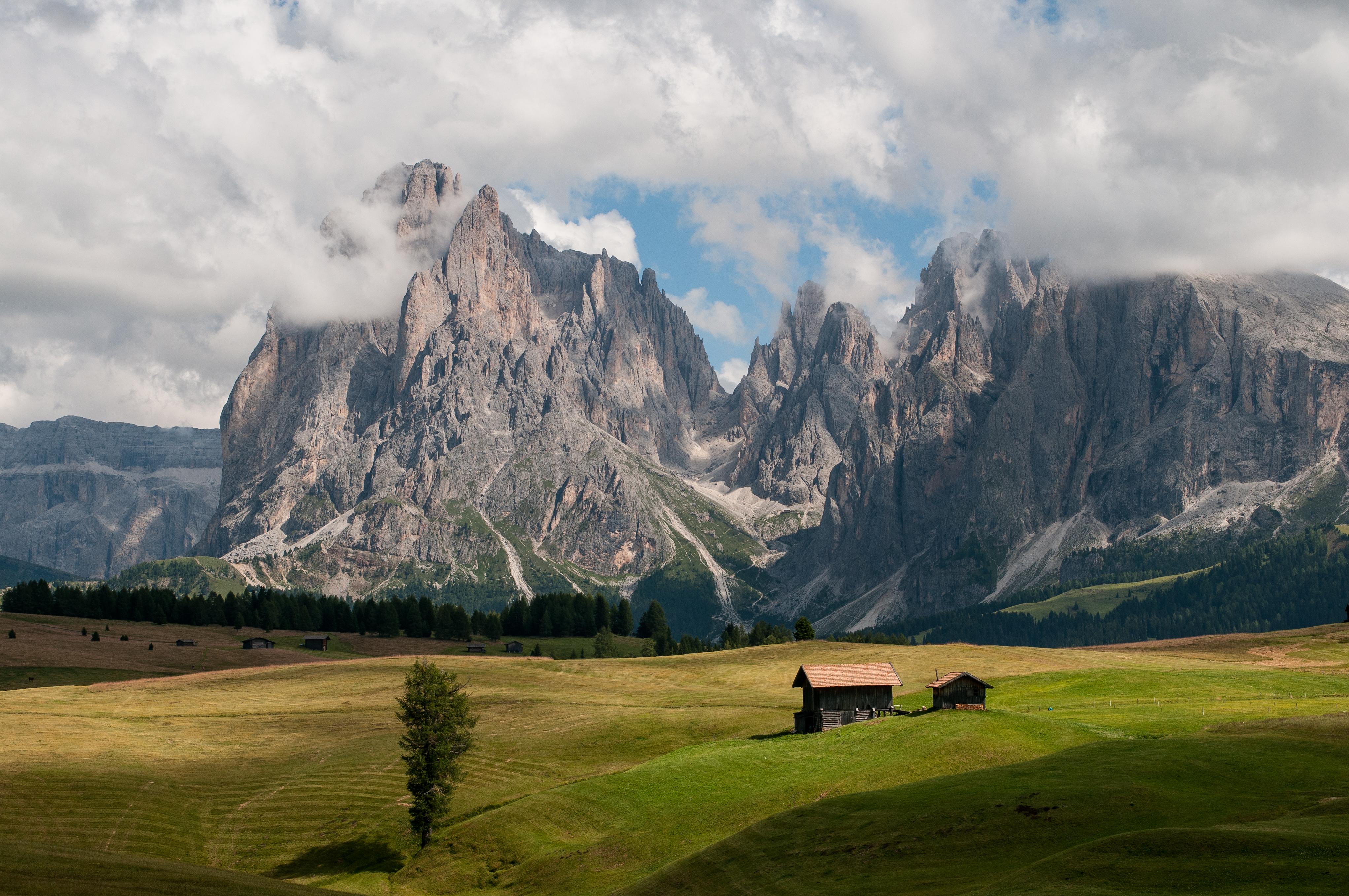 Dolomiti - Sasso Lungo  Sasso Piatto_7826976274_o