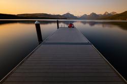 Lake McDonald with Love