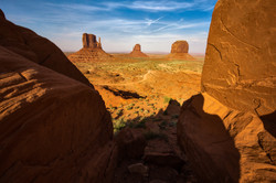 Monument Valley Rocks